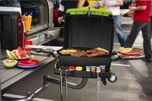 Tailgating and Grilling